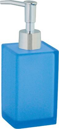 Ёмкость для жидкого мыла синяя Spirella GALAXY 1002945
