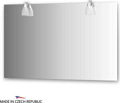 Зеркало со светильниками 120х75см Ellux ROM-A2 0215