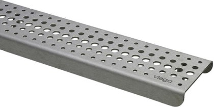 Дизайн-решетка стальная матовая, 1000мм Viega Advantix Visign ER2 571504