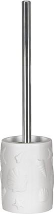 Ёрш с фарфоровой белой подставкой Kleine Wolke STARFISH 5090100856