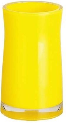 Стакан жёлтый Spirella SYDNEY Acrylic 1011349