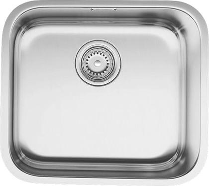 Кухонная мойка без крыла, нержавеющая сталь, сатин Omoikiri Ashino 49-IN 4993066