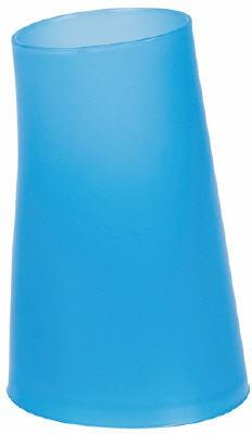 Стаканчик пластиковый голубой Spirella MOVE 1009579