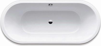 Ванна стальная 170x75см Kaldewei CLASSIC DUO OVAL 113 2914.0001.0001