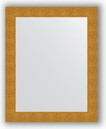Зеркало в багетной раме 80x100см чеканка золотая 90мм Evoform BY 3278