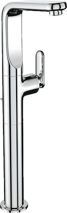 Смеситель однорычажный с донным клапаном для свободностоящих раковин, хром Grohe VERIS 32191000