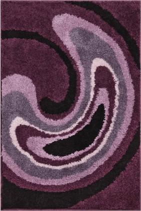 Коврик для ванной 55x85см фиолетовый Grund GOBE 3146.32.170