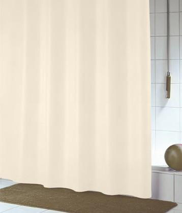 Штора для ванны 180x180см бежевая Spirella ROMANA 4005176