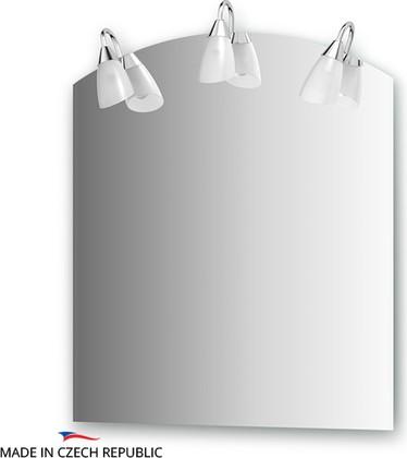 Зеркало со светильниками 70х80см Ellux CLA-A3 0403