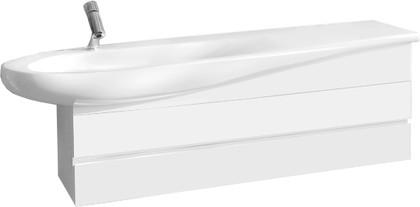 Модуль под раковину 160см, белый Laufen IL BAGNO ALESSI One 4.2436.0.097.631.1