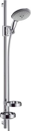 Душевой гарнитур, 3 вида струи, хром Hansgrohe Raindance E 150 AIR / Unica'D 27897000