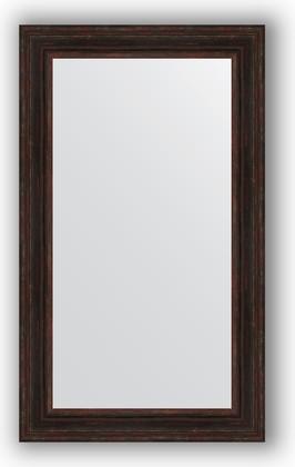 Зеркало в багетной раме 72x122см темный прованс 99мм Evoform BY 3222