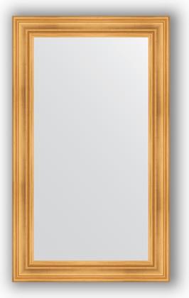 Зеркало в багетной раме 72x122см травленое золото 99мм Evoform BY 3219