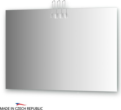 Зеркало со светильниками 110х75см Ellux ART-A3 0214
