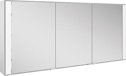 Зеркальный шкаф 140x65см трёхдверный Keuco ROYAL 60 22103171301