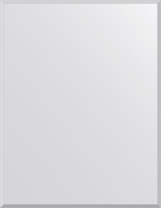 Зеркало 70x90см с фацетом 15мм Evoform BY 0926
