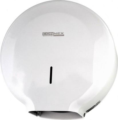 Держатель туалетной бумаги белый Connex RTB-25 WHITE