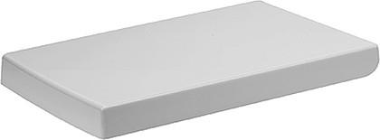 Duravit 2ND FLOOR Сиденье для унитаза с крышкой и системой плавного опускания, артикул 68990000