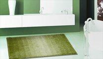 Коврик для ванной 60x60см зелёный Grund RIALTO 2055.64.226