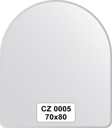 Зеркало для ванной 70x80см с фацетом 10мм FBS CZ 0005