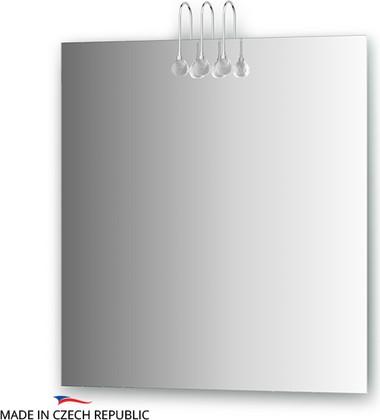 Зеркало 70х75см со светильниками Ellux CRY-A3 0209