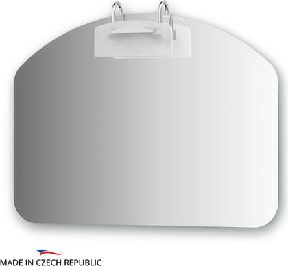 Зеркало со светильником 80х60см, Ellux MOD-E1 1001