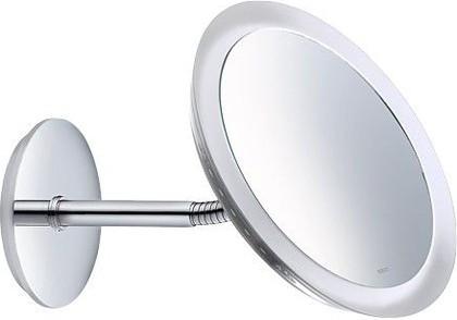 Зеркало косметическое Ø21.8см настенное с подсветкой Keuco BELLA VISTA 17605019000