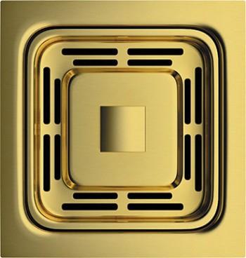 Переходник для моек для диспоузеров ISE, золото Omoikiri A-01-PVD-LG 4996005