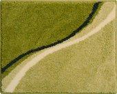 Коврик для ванной 50x60см зелёный Grund LUCA b3742-076001226