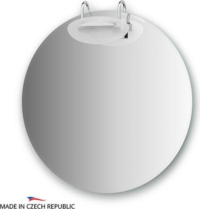 Зеркало со светильником диаметр 65см, Ellux MOD-A1 0011