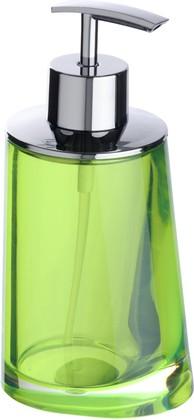 Ёмкость для жидкого мыла зелёная Wenko PARADISE 20249100