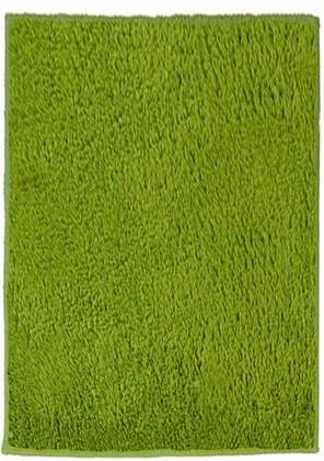 Коврик для ванной 70x120см зелёный Kleine Wolke KANSAS 4018645225