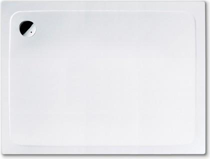 Душевой поддон 80x120см белый, с полистироловой подушкой и противоскользящим покрытием дна Kaldewei **SUPERPLAN** 389-2 4473.3500.0001