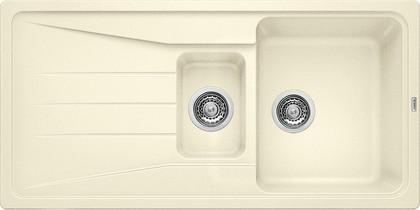 Кухонная мойка оборачиваемая с крылом, гранит, жасмин Blanco SONA 6 S 519856