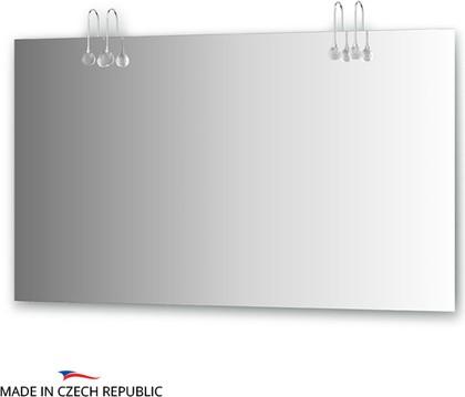 Зеркало 130х75см со светильниками Ellux CRY-A4 0216