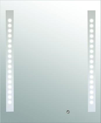 Зеркало 50x60см с сенсорным переключателем Dubiel Vitrum LOKI 5905241000589