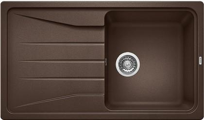 Кухонная мойка оборачиваемая с крылом, гранит, кофе Blanco SONA 5 S 519679