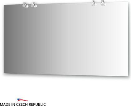 Зеркало со светильниками 140х75см Ellux CRY-D4 0217