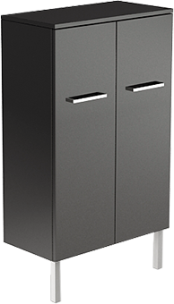 Verona SOLO Шкаф средний напольный, ширина 60см, 2 дверцы, артикул SL412