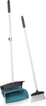 Набор для подметания: щетка и совок с ручкой Leifheit Professional 59117