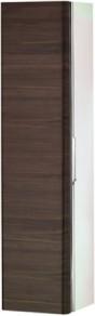 Высокий шкаф-пенал, петли слева, белый глянцевый / шпон дуба Keuco EDITION 300 30311389001