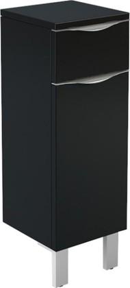 Шкаф средний напольный, 1 ящик, 1 корзина 30x34x86см Verona Urban UR411