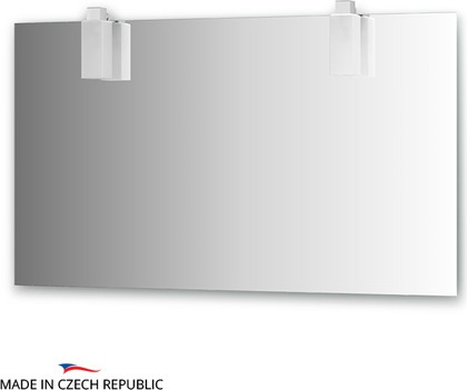 Зеркало со светильниками 130х75см Ellux RUB-B2 0216