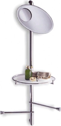 Штанга подвесная с аксессуарами для ванной, 930мм Colombo ISOLE-PIANTANE B9421