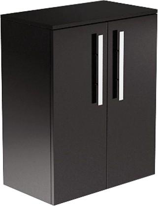 Шкаф средний подвесной, 2 двери 60х34х76см Verona Lusso LS404