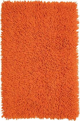Коврик для ванной 60x90см оранжевый Grund CORALL 2561.14.7142
