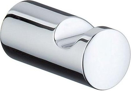Крючок одинарный хром Hansgrohe PuraVida 41501000