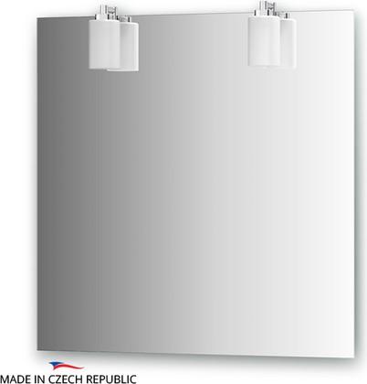 Зеркало со светильниками 75х75см Ellux TAN-A2 0210