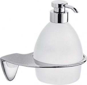 Дозатор для жидкого мыла, стекло/хром Colombo KHALA B9303