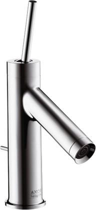 Смеситель для раковины однорычажный с донным клапаном, хром Hansgrohe AXOR Starck 10116000